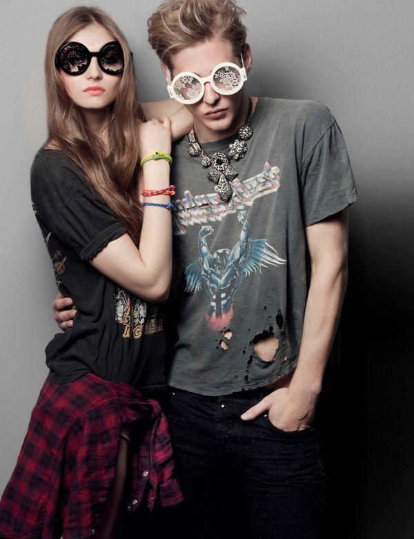 ロックTシャツ大特集!おすすめコーデ、人気ブランド、通販サイト、ショップまで!