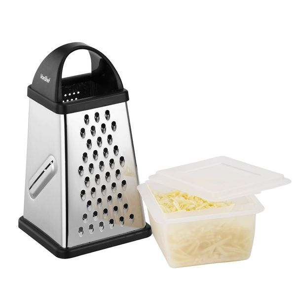Boxed Graters for Kitchen Utensils