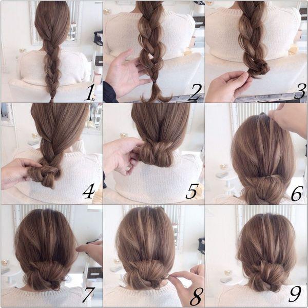 とにかく簡単!今イチ押しのおすすめヘアアレンジ★ | HAIR