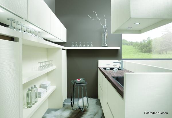 Parallel Keuken Showroom : Schr?der bij Van Wan