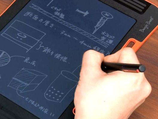 手書きで保存できるモノも。おすすめの電子メモや電子ノートを比較してみました。