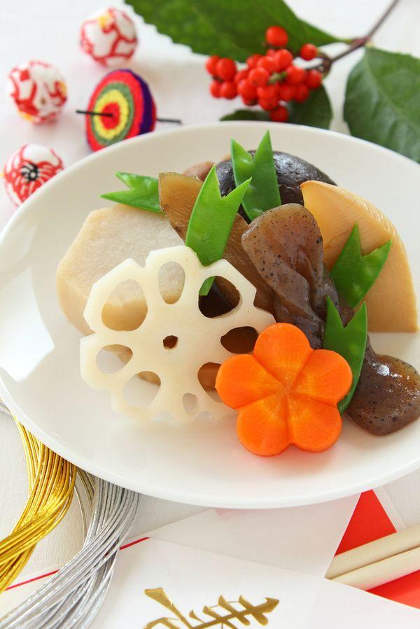 お煮しめのお正月以外でも食べたくなるレシピ【大集合】