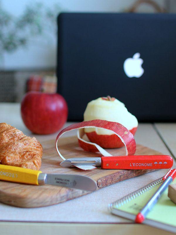 【技あり!】これでりんごの変色は食い止められる