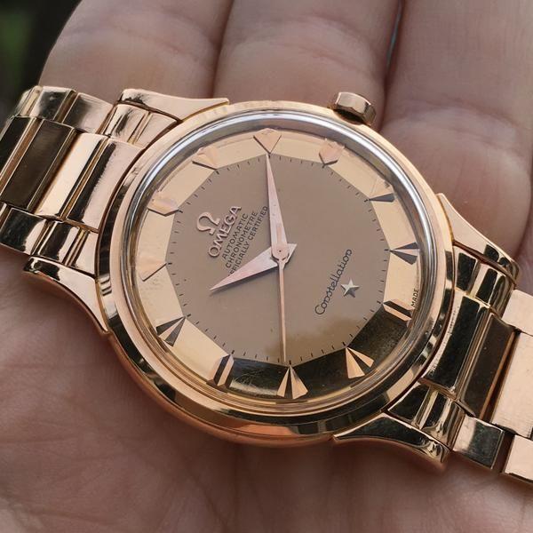 隠れた人気モデル!オメガの腕時計「コンステレーション」シリーズの魅力に迫る!