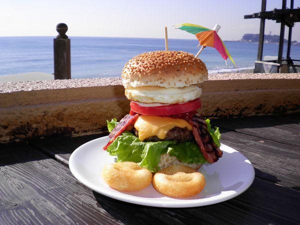 @Leaf Cafe Hamburger Restaurant (Kamakura)