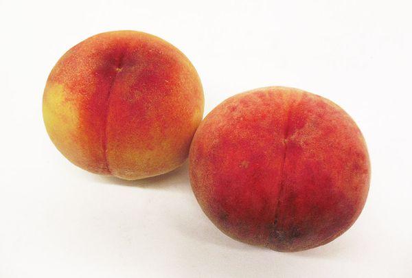 「川中島白鳳 」 川中島白桃と愛知白桃の交配により産まれた品種です。  名前のごとく「川中島合戦」で有名な長野市川中島地区で作られました。 この地区は千曲川流域周辺で非常に水はけがよく、昼夜の気温差が大きいため甘みの強い桃が育ちます。  果肉は白くやや硬めで、果汁の多い桃です。