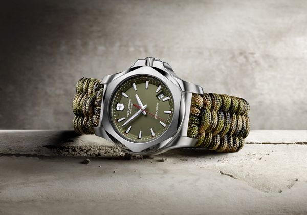 キレ味鋭いビクトリノックスの時計!11シリーズから15作品を紹介!