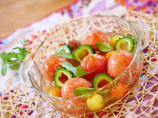 食欲がないときのお昼ごはん♪夏のさっぱりランチレシピ9選まとめ