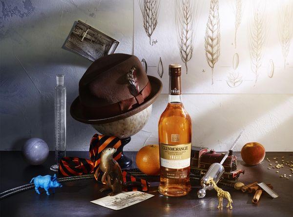 Glenmorangie Tùsail: de terugkeer van een zeldzame graansoort