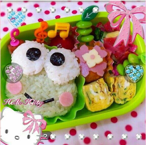 とってもかわいくてカラフルなケロッピーのお昼ごはんだよ♡   今日もステキな1日になることまちがいなしだね!     Look how cute this kerokerokeroppi lunchbox is !   I'm sure you will have a nice day after having this lunch♡    Photo taken by cycheung1203 on Kawaii★Cam    Join Kawaii★Cam now :)   For iOS:   https://www.kwcam.co   For Android :   https://play.google.com/store/apps/details?id=jp.co.aitia.whatifcamera    Follow me on Twitter :)   https://twitter.com/WhatIfCamera    Follow me on Pinterest :)   https://pinterest.com/kawaiicam/    #kawaiicam#deco#kerokerokeroppi#bentobox#hellokitty#sanrio#japanese#japan#tokyo#kawaii#cute#サンリオ#カワイイカム#ハローキティ#ケロッピー#キャラ弁