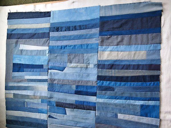 Denim-patchwork-quil
