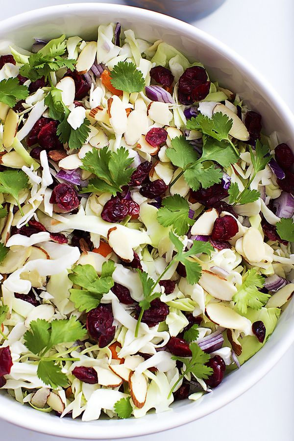 Who needs resolutions when a salad is this good?