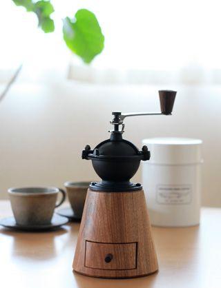 コーヒーミルで本格おうちカフェしよう!必見の人気アイテム10選!