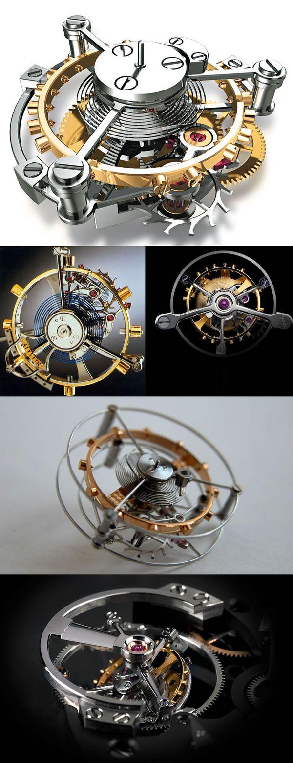 最高級腕時計の証。「トゥールビヨン」機構に詰まるクラフトマンシップを見よ!
