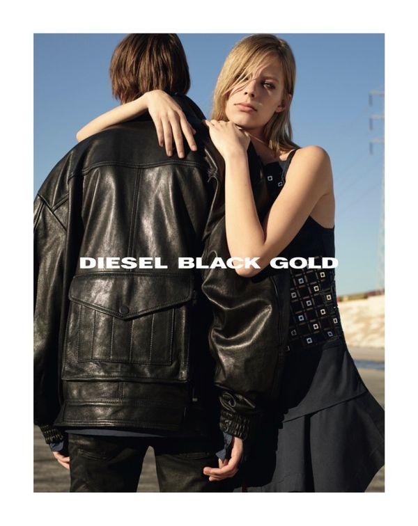 DIESEL青山&日本初のDIESEL BLACK GOLDの路面店、3月16日に同時オープン!
