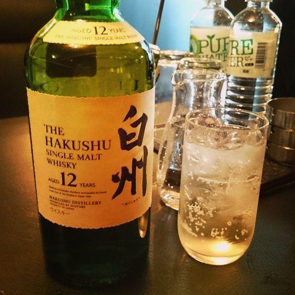 #白州 #白州12年 #シングルモルト #ウイスキー