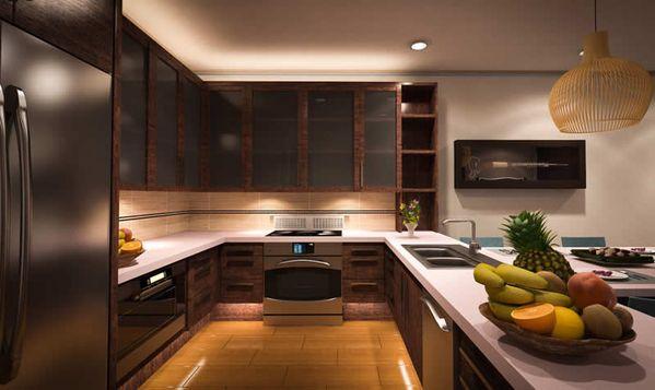7 Beautiful Kitchens