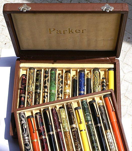 世界一愛されるペン。「パーカー(PARKER)」の万年筆・ボールペンのおすすめの選び方