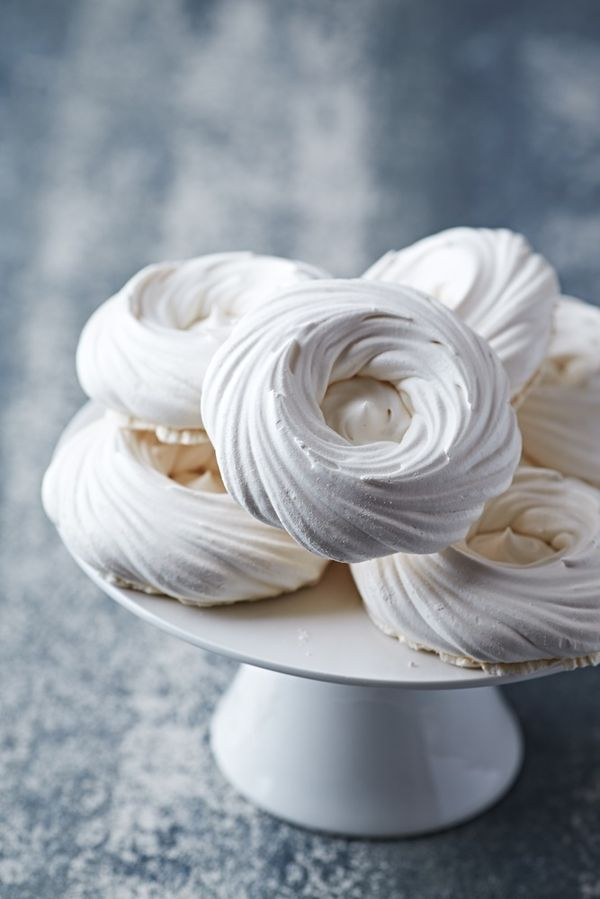 How to Make Meringue in the Mircrowave in Minutes: To impress a guest or just to try something a little more elegant for dessert, this video will show you how to create a meringue in no time at all using your microwave.