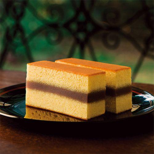 懐かしい昭和の甘味「シベリア」が上品・上等なしっとり和菓子に。【高島屋限定】シベリア