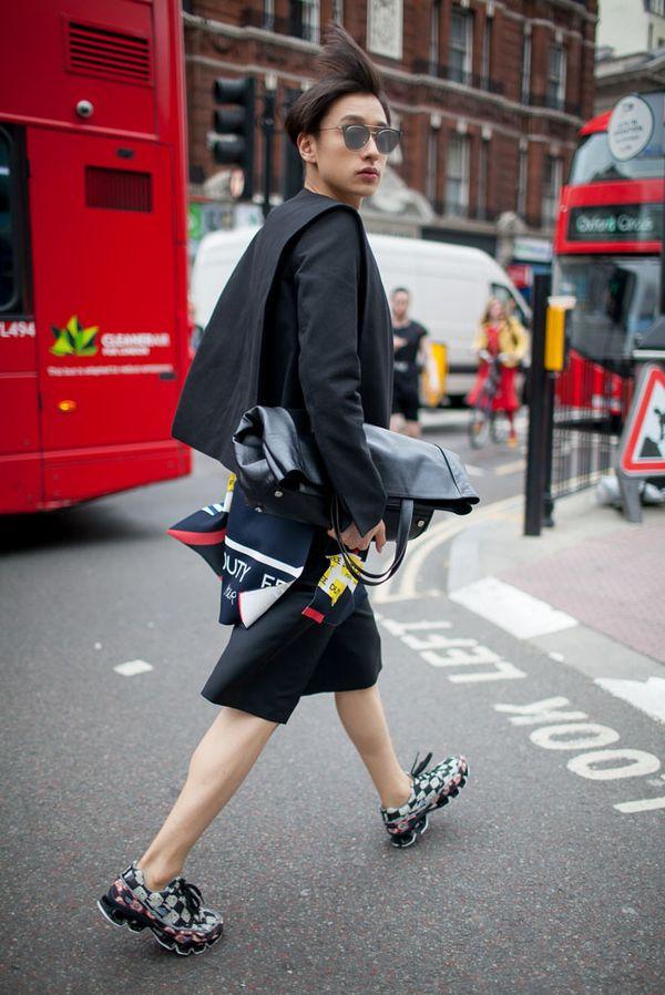 【メンズ】海外の夏のストリートファッションもチェック!