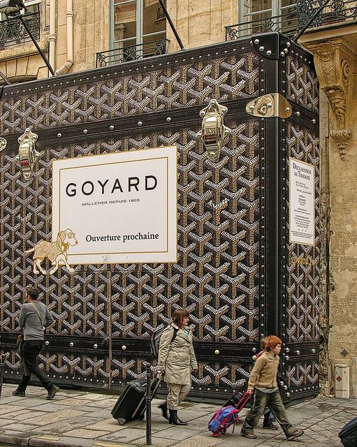 ゴヤール(GOYARD)-有名人も愛用するゴヤールの魅力&人気、定番バッグ紹介