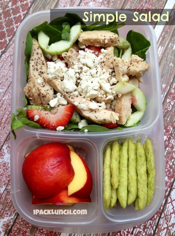Round-up of lunches for grown-ups