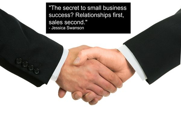 """The secret to small"