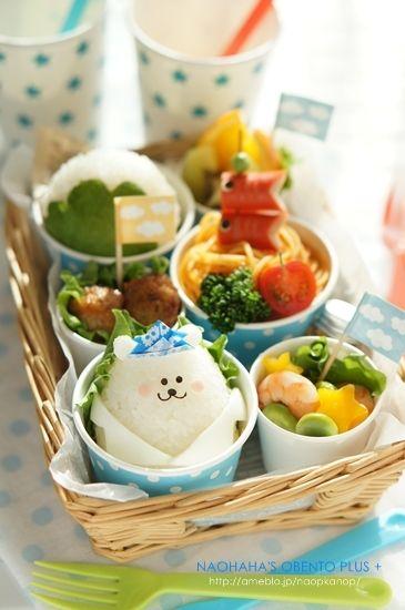 お弁当箱【子供向け】お昼が楽しみになる可愛いアイテムをご紹介♪