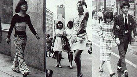 出典  http//media,cache,ak0.pinimg.com/600x/9d/1e/16/9d1e16d60a2ca626430f797e628228e4.  60年代ファッション①