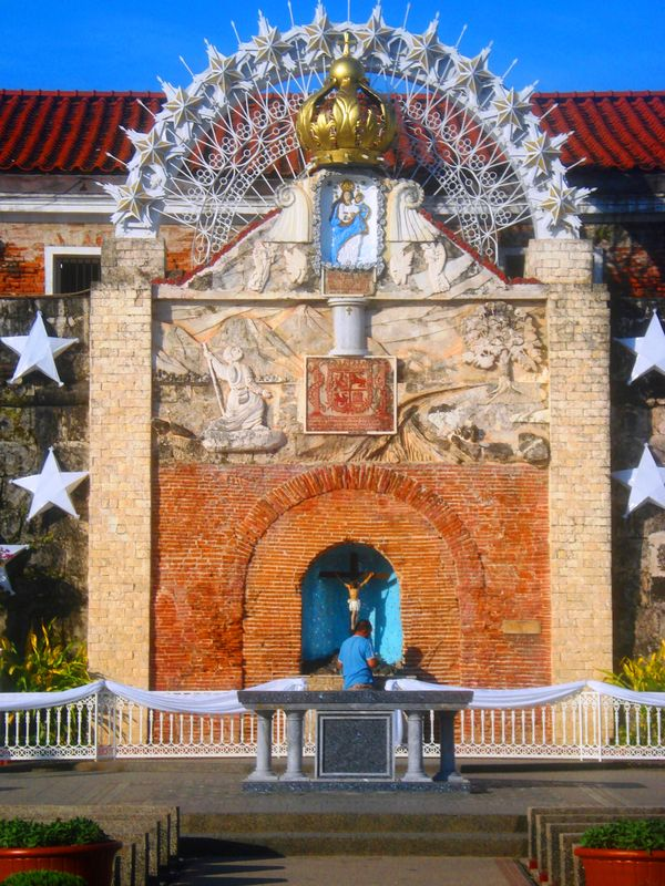 Fort Pilar in Zamboa