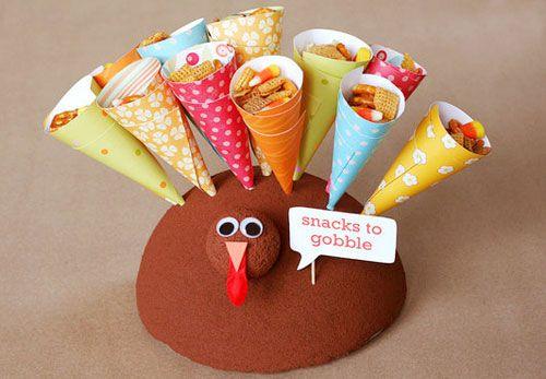 Kids Thanksgiving Ta