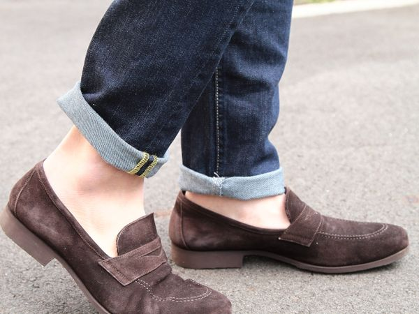 【ロールアップは何cm?】さよなら短足、ようこそ脚長。美脚を作る知恵を絞れ!