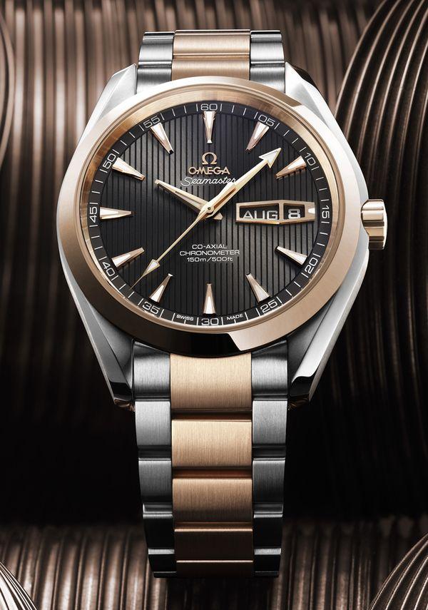 オメガの時計「シーマスター アクアテラ」は、ビジネスでも永遠の定番。評判は?