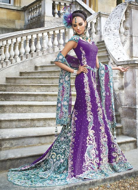 Pakistani Wedding Indian Dress