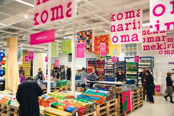 155/365 Marimekko Factory Outlet Helsinki