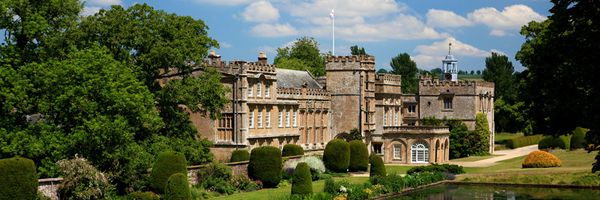 Forde Abbey House &