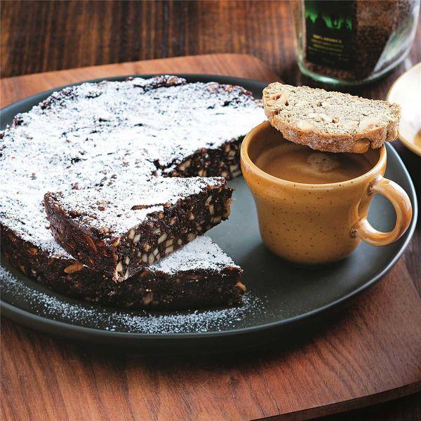 Chocolate Spiced Panforte