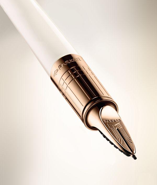 """万年筆とは違うのだよ!""""インジェニュイティ""""パーカーの第5世代ペン"""