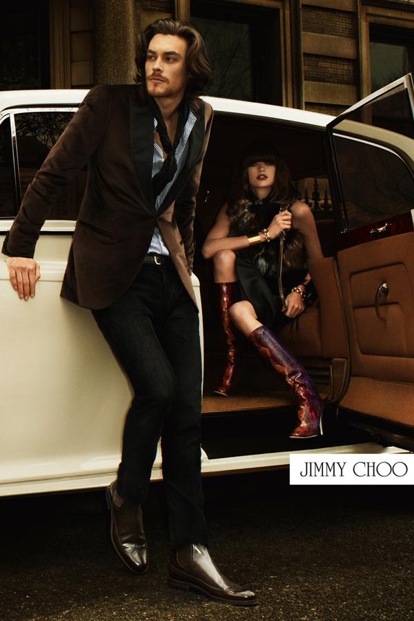 ジミーチュウ(JIMMY CHOO)が世界のセレブを虜にする。『魔法の靴』の魅力に迫る