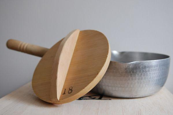 落し蓋は料理上手への第一歩。一度使って納得の仕上がり体験しない?
