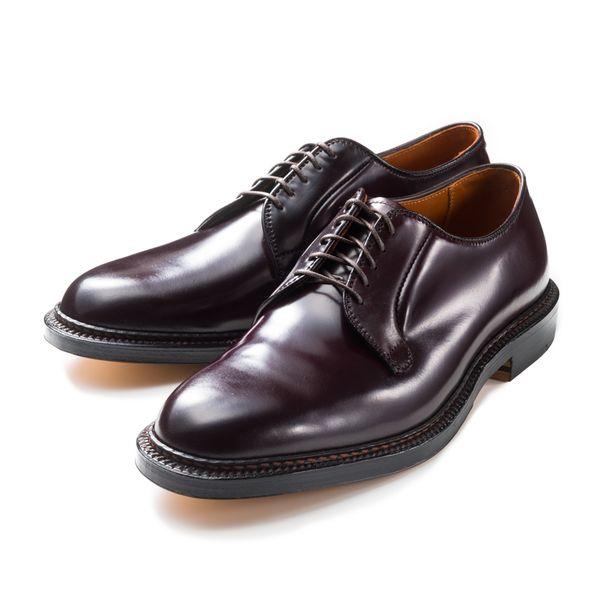 コードバンの靴といえば【オールデン】大切に履き続けたいその魅力