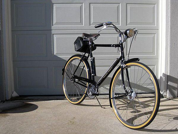 1955 Raleigh Sport