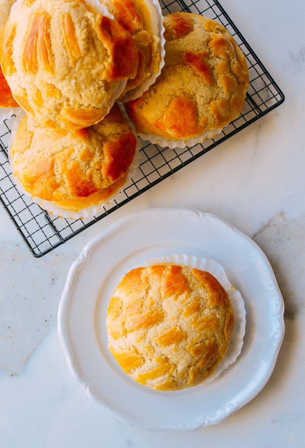 This recipe for pineapple buns is so easy and authentic, you'll be making this Chinese bakery classic at home in no time. No specialty ingredients involved!