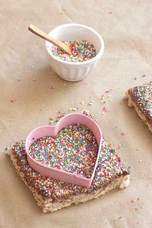 God bless you, Australians, for inventing this crazy thing called Fairy Bread.