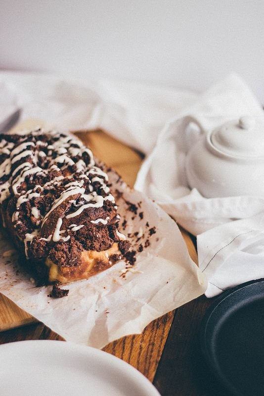Lavender & Dark Chocolate Babka