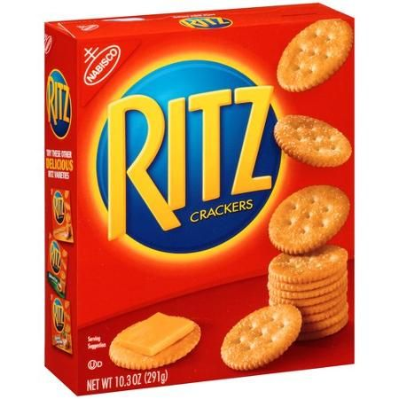 Get Nabisco Ritz Crackers for $1.02 each! This deal is going on right now at Publix!