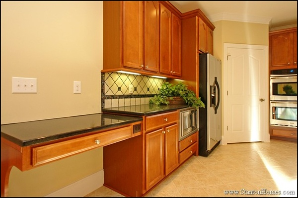 Built-in kitchen des