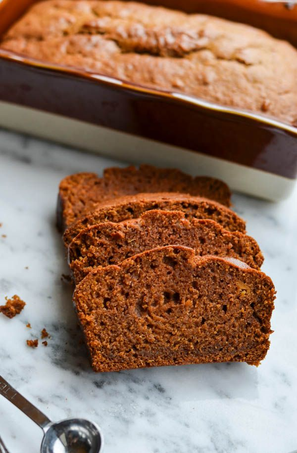 SWEET POTATO BREAD. The bread turned out ridiculously soft, moist, tender, and richly spiced.