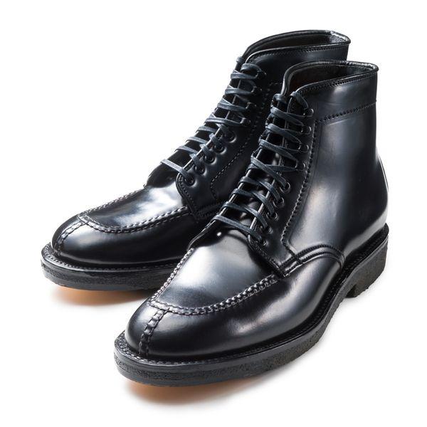 お値段以上の名作オールデンの革靴6足!